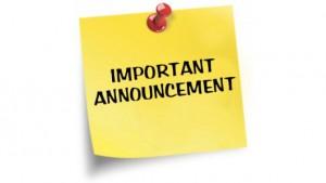 Imp Announcement